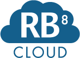RB8 Cloud Logo