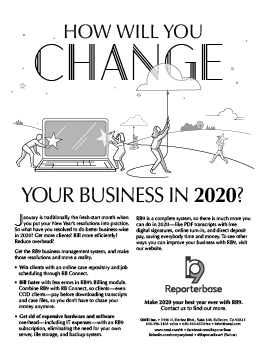January 2020 ReporterBase ad